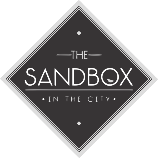 The Sandbox In The City Logo