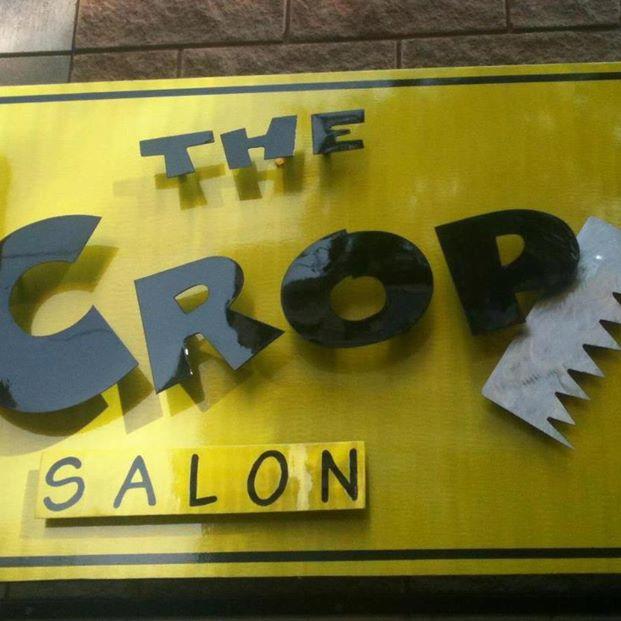 The Crop Logo