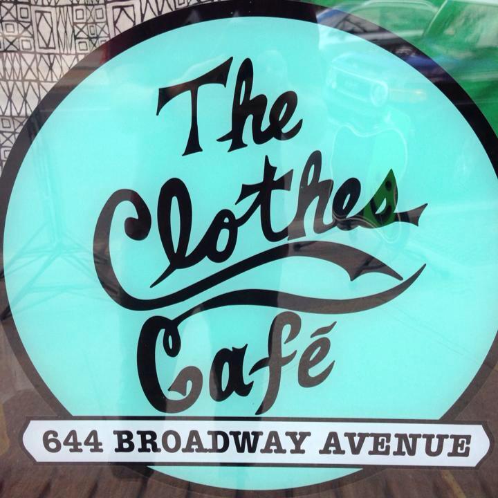 Clothes Cafe Logo