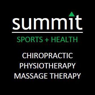 Summit Sports + Health Logo