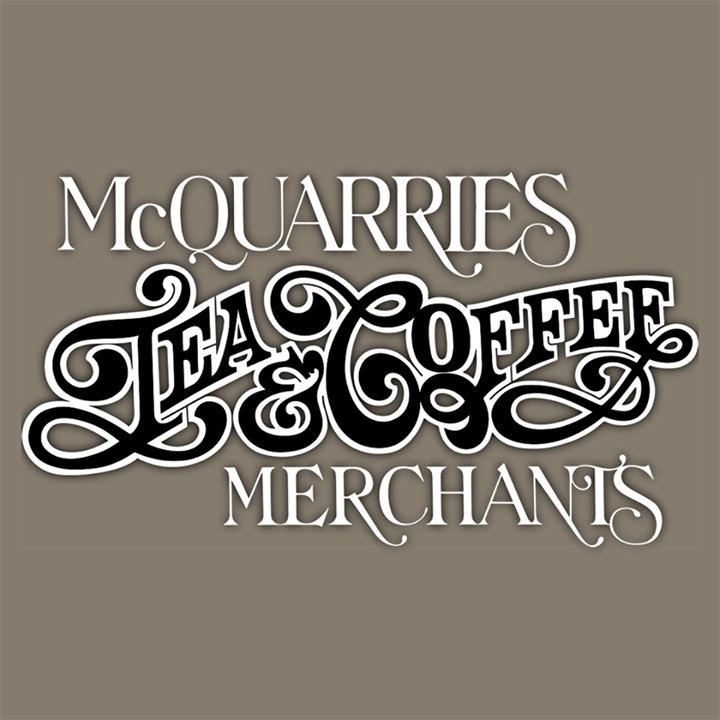 McQuarrie's Tea & Coffee Merchants Logo