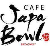 Cafe Japa Bowl Logo
