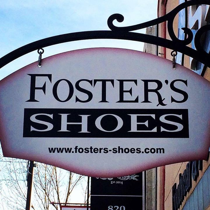 Foster's Shoes Logo