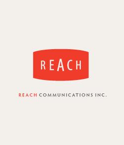 Reach Communications Logo