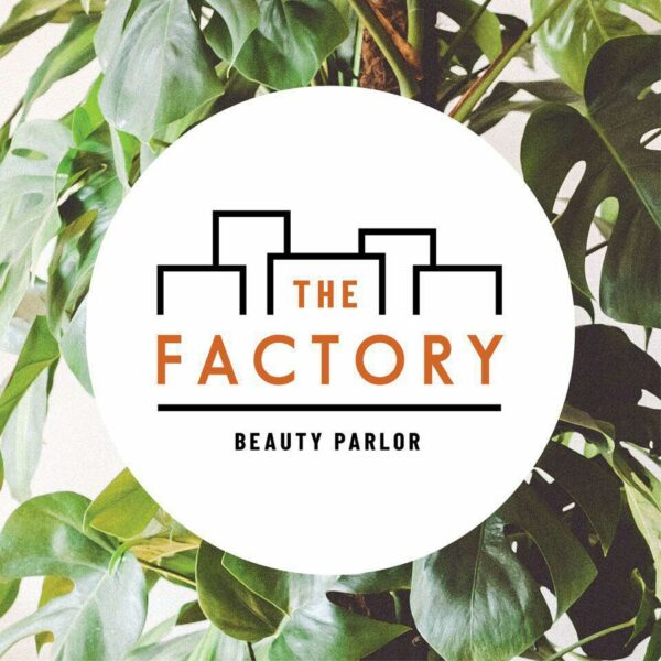 The Factory Beauty Parlor Logo