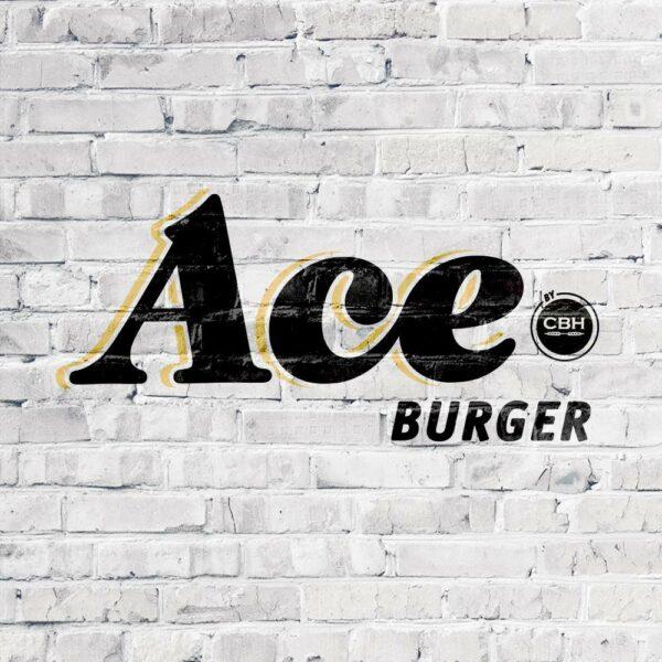 Ace Burger Logo