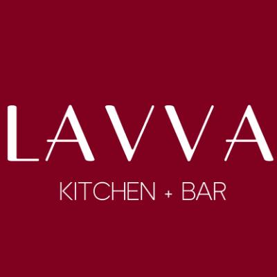 Lavva Kitchen + Bar Logo