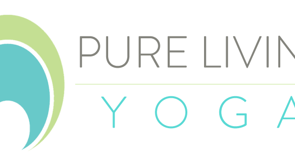 Pure Living Yoga Logo